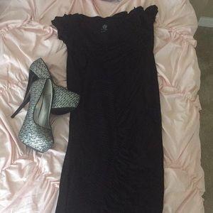 Jessica Simpson black dress XL